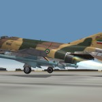 F-4E with Qader missiles