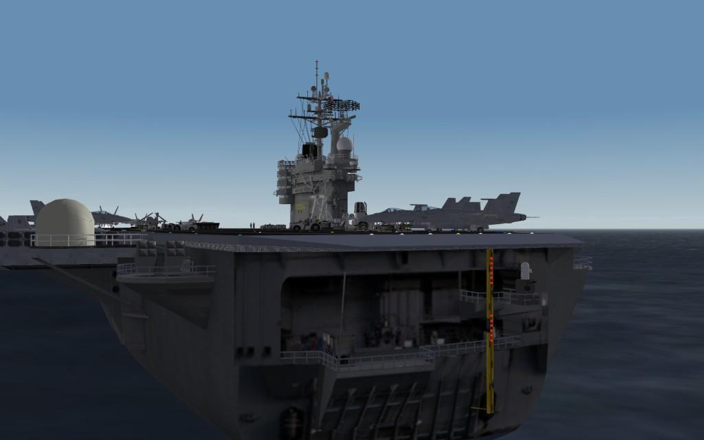 USS Geo. H.W. Bush Visits Bahrain