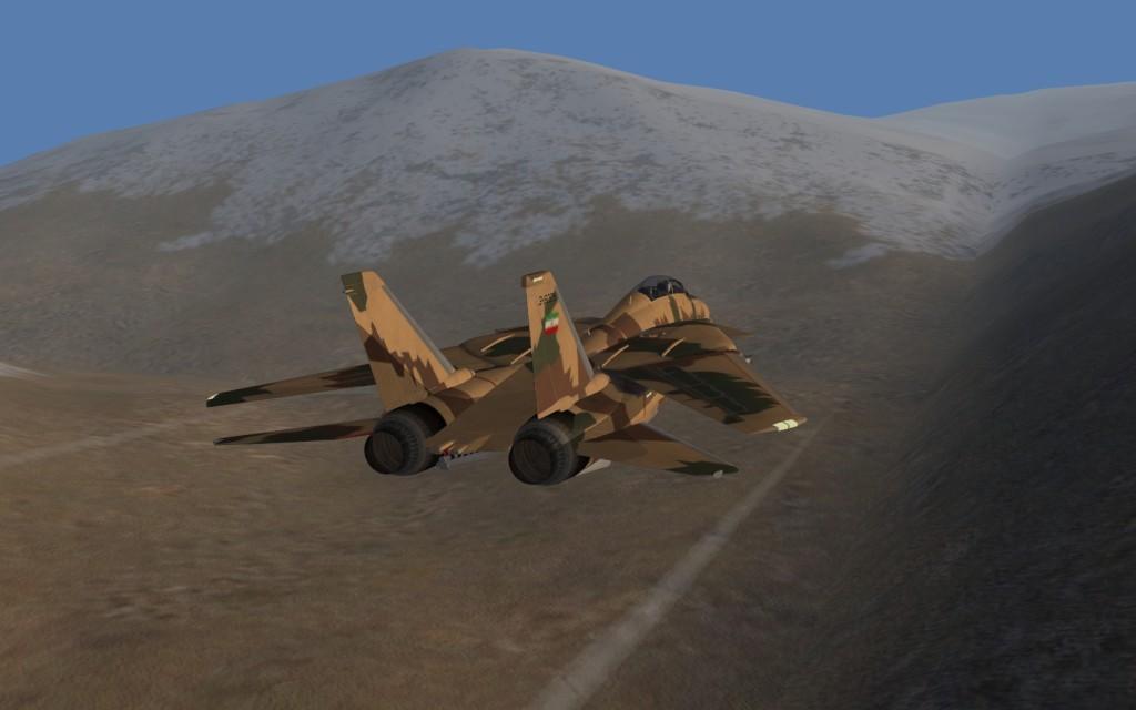 IRIAF F-14A Tomcat