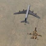 F-14A refueling