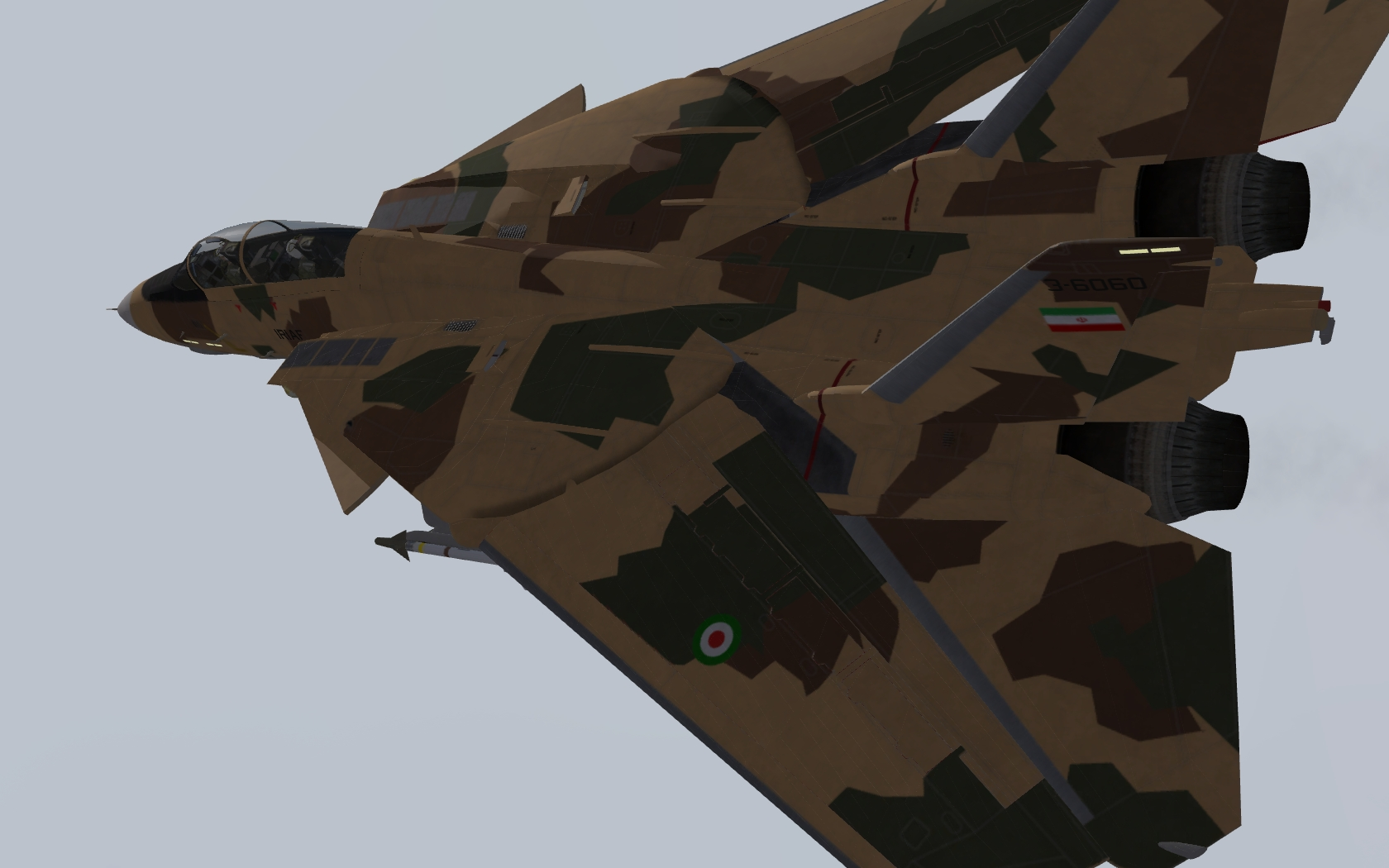 New Paint For Tomcat