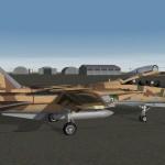 F-14A Tomcat in Splinter Camo