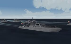 Speedboat Swarm