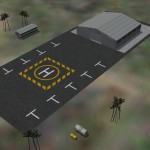 Havadarya Helicopter base