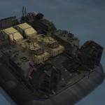 LCAC hovercraft