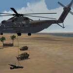 Landing Gun