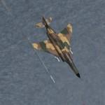 F-4E firing a NASR-1