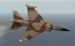 Mirage F1QE