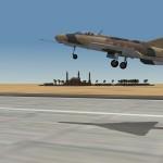 F7M departing