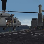 Landing on the Ponce