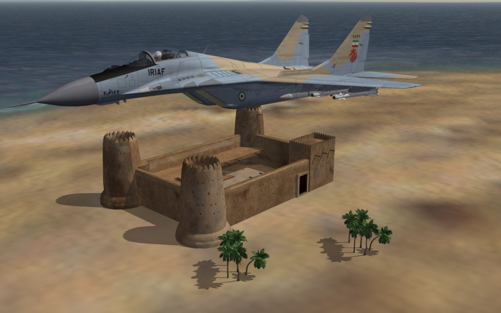 Iran's MiGs