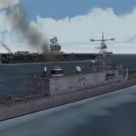 FFG-55 Perry Class frigate