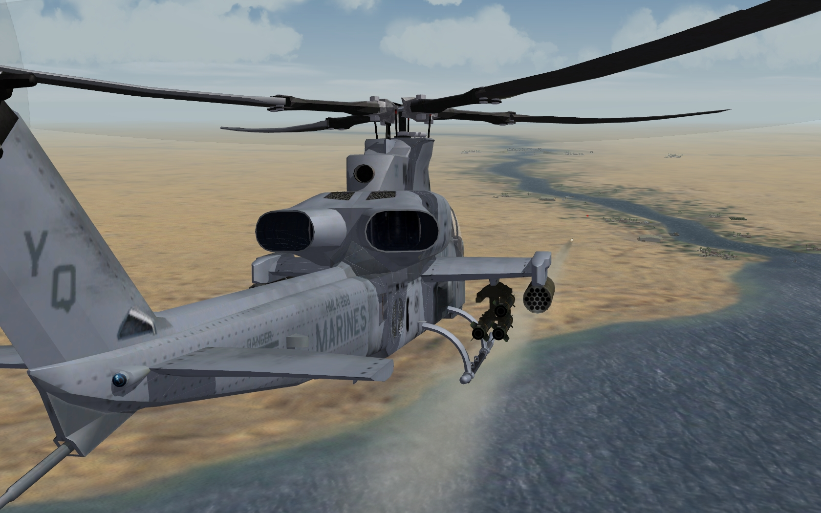 Helicopters of SOH
