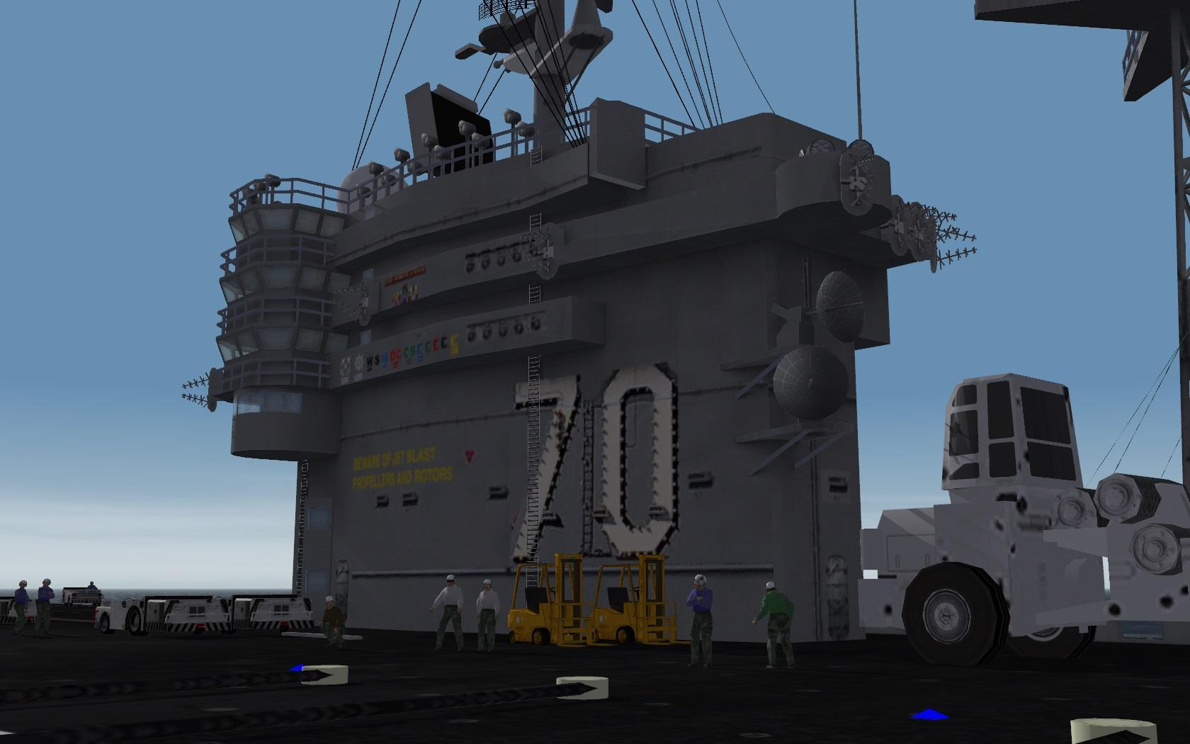USS Carl Vinson to Relieve USS George H.W. Bush