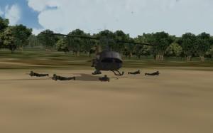 Deploy troopers