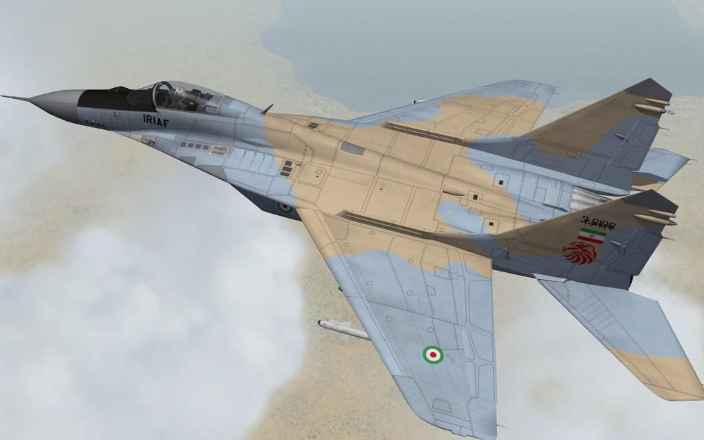 Aircraft of SOH