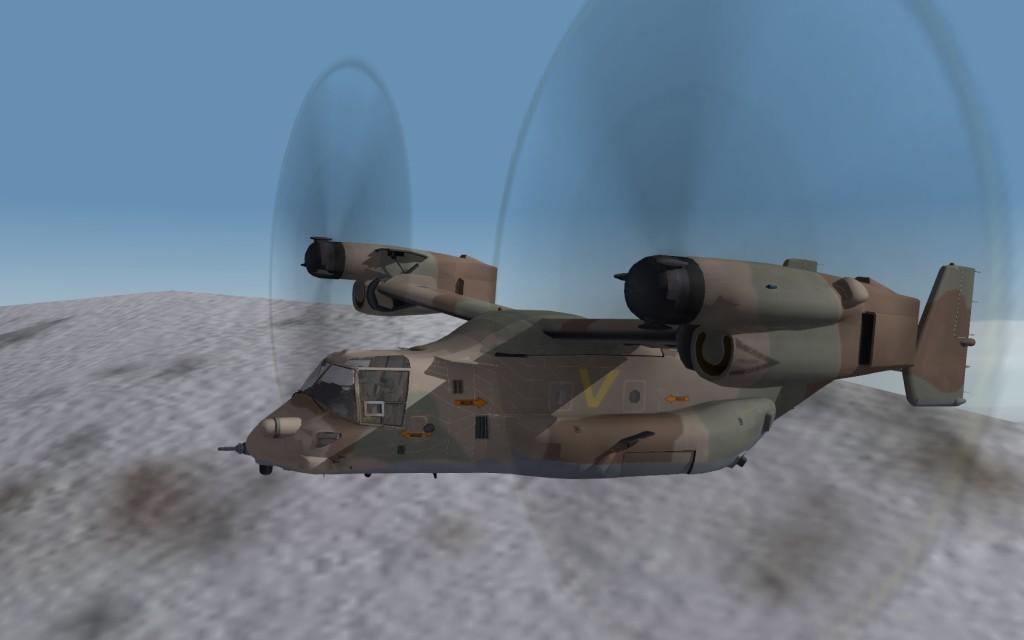 MV-22 IAF
