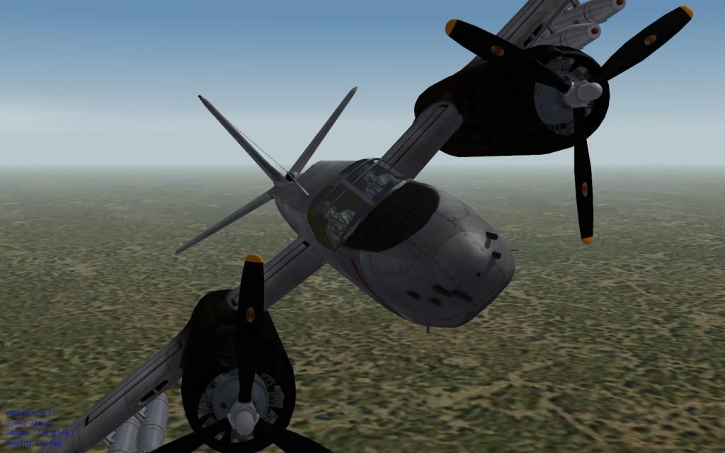 A-26B 8-gun nose
