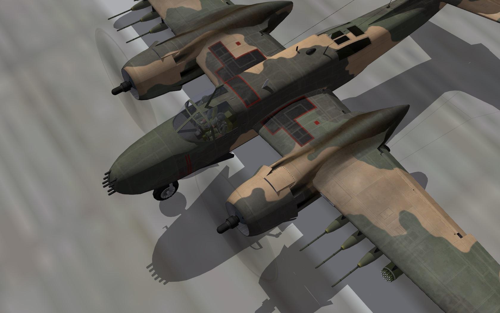 YAP Douglas A-26's