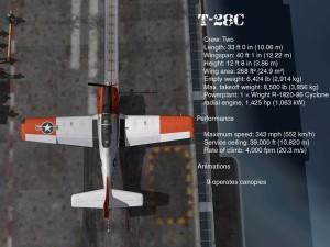 T-28C_Hangar
