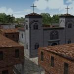 Colombian church