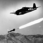 F6F-5_Hellcat_firing_a_Tiny_Tim_at_NOTS_China_Lake_November_6_1945