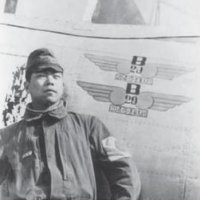 Captain_Yoshio_Yoshida_next_to_his_Nakajima_Ki-84,_April_1945